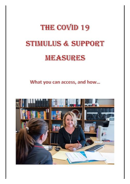 COVID 19 Stimulus & Support Booklet
